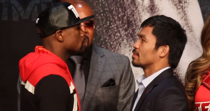 Floyd Mayweather Responds To Pacquiao's Rematch Suggestion